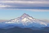 Mount Hood In The Sun