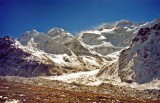 Kanchenjunga, North face