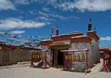 Prayer wheel house, Paryang
