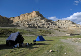 Campsite, Dungkar