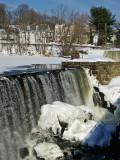 Saxonville falls, Massachusetts