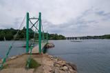 Wiggly bridge