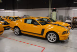 Limited Edition Parnelli Jones Mustangs on the line