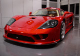 Saleen S7 Liz Stick Red