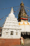 Swayambhunath (aka the Monkey Temple)