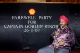 Captain Gordip Singh - Send Off Party