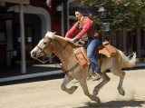Pony Express !
