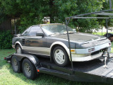 DP Car v1.0: THE starting point 87 MR2 w/ Sherwood Toning