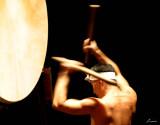 Kiyoshi Nagata Ensemble Taiko Drummers ( now Nagata Shachu)