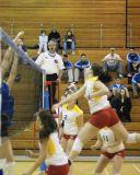 Queen's Vs Toronto W-Volleyball 10-28-06