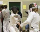 Queen's Fencing Invitational 10-15-06
