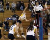 Queen's Vs Waterloo W-Volleyball 01-13-07