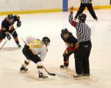 Queen's vs Waterloo W-Hockey 03-04-07