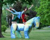 Dusk Dances 2007 -  Six Galleries