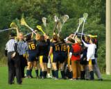 W-Lacrosse Queen's Vs Toronto 09-16-06