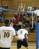 Queen's Vs Windsor Men's Volleyball 10-20-06