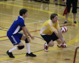 Queen's Vs Laval M-Volleyball 10-06-07