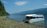 Houseboating on the Shushwap