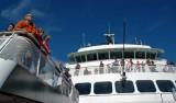 Ferry to Nanaimo