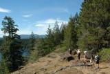 Hike to Morte Lake