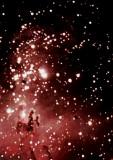 M 16 -- The Eagle Nebula