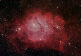 M 8 - The Lagoon Nebula