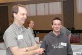 Dan Kohlberg & Eric Hyjeck get the long distance award