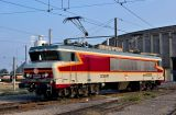 The CC6570, hand-washed and polished !  Avignon depot.