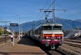Maurienne trains historiques 58