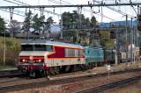 Maurienne trains historiques 61