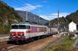 La CC6561 à Epierre.