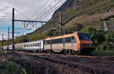 La BB26010 à Montmélian.