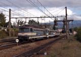 Les BB67205, 67244 et 67390 à Montmélian.