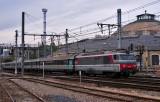 La BB67381 à  Chambéry.