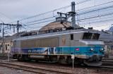 La BB22214 à Chambéry.