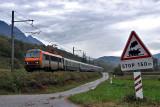 La BB26025 à Frontenex.