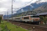 La BB22361 au Freney.