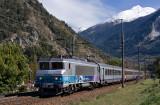 La BB22310 au Freney.