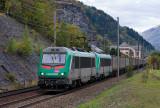 La E436-356MF et la E436-358MF au Freney.