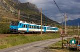 La Z19511 (Z2) près de Saint-Jean-de-Maurienne.