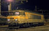 La BB22391 au dépôt de Modane.