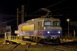 La BB22313 au dépôt de Modane.