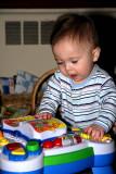 Chicago Family Visit Dec 2006