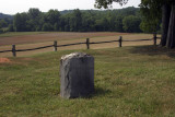 Gravesite of Gen. Stonewall Jackson's Arm