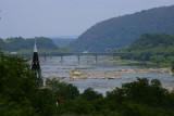 The Shenandoah and Potomac Meet