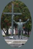 Billy Graham Statue
