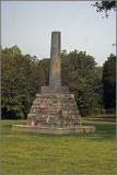 Grave of Capt. Meriwether Lewis