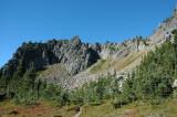 Lemei from Trail Approach