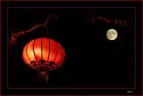 Lantern & moon