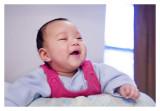 Hayden, three months